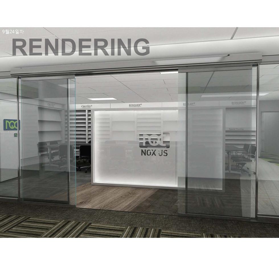 Render [NOX Interior]Lobby,showroom_0924