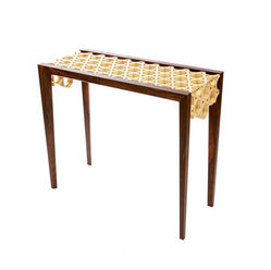 Entry Table with Traditional Korean Joinery