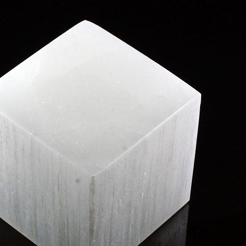 Cubo de Selenita