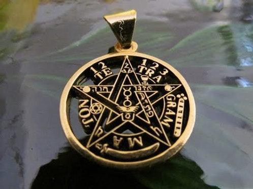 Tetragramaton El Amuleto más poderoso