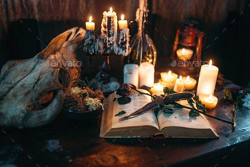 Clases de Magia y Esoterismo