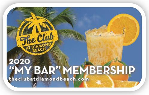 """""""My Bar"""" Membership"""