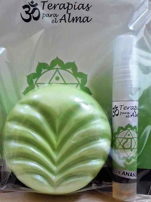 Set Jabón y brisa para cada chakra