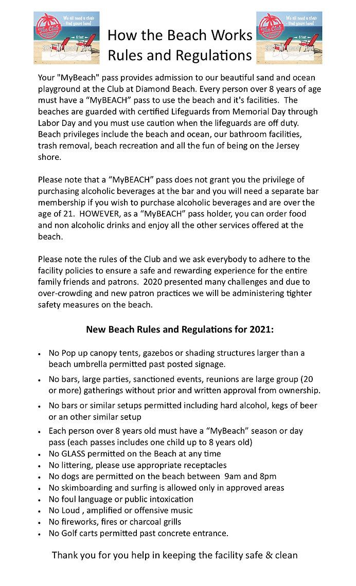 JPEG DB 2021 My Beach Passes Explanation