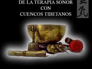 Terapia Sonora con Cuencos Tibetanos