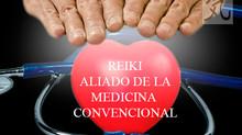 REIKI ALIADO DE LA MEDICINA CONVENCIONAL.