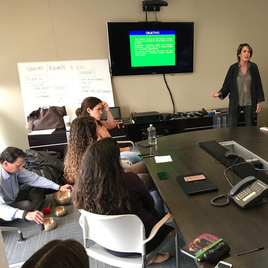 Conferencias, Talleres y Dinámicas