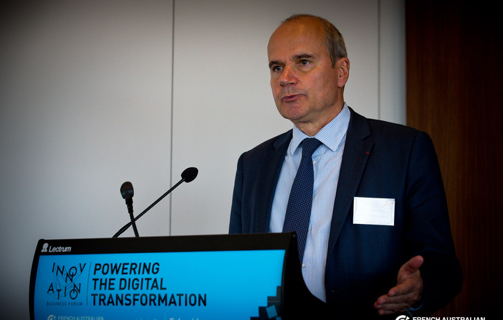 Ambassador His Excellency Christophe Pen