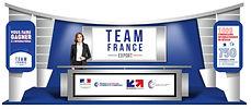 Team France booth.JPG