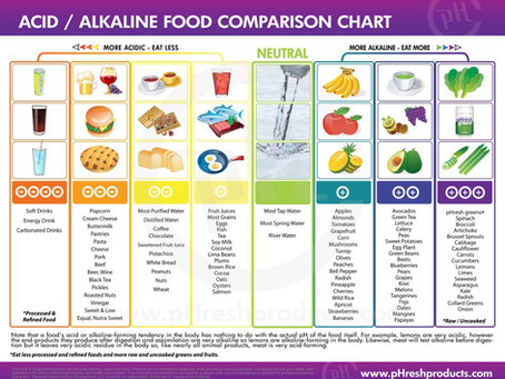 ALKALINE DIET IS MADE FOR ENDURANCE ATHLETES.