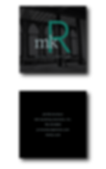 MKR Building Solutions Business Card Design