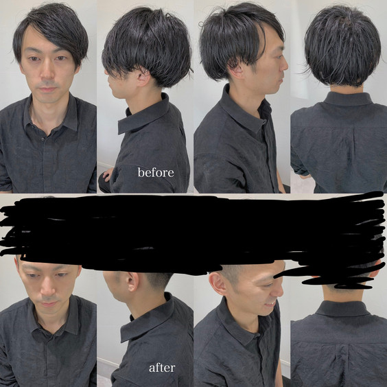 劇的ビフォーアフター(^^)/