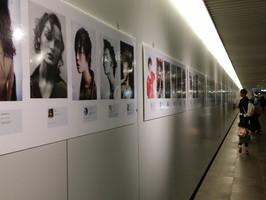 ヘアデザイナー100人展今年も参加しました(^^)/