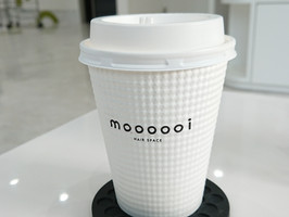 moooooiオリジナルカップ出来ました。