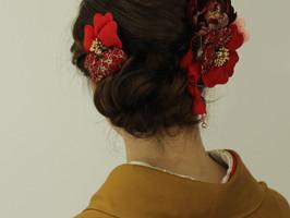 今年もmoooooiだけの素敵なヘア&メイク&着付けで新成人をお祝いです(^^)/