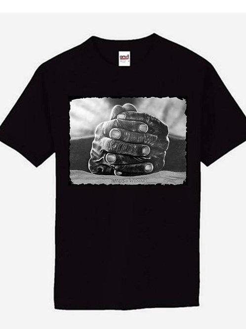 Hands of WISDOM t-shirt
