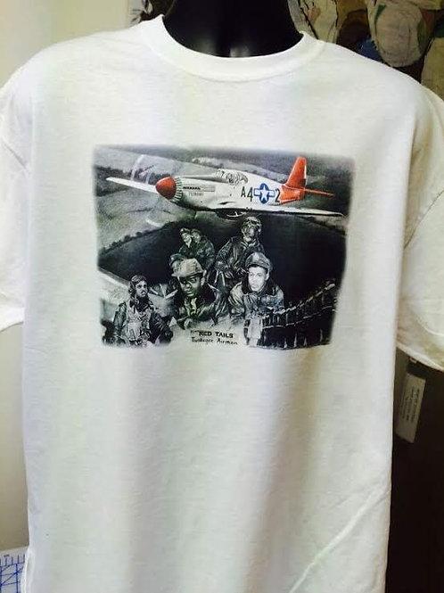 Tuskegee Airman tshirt