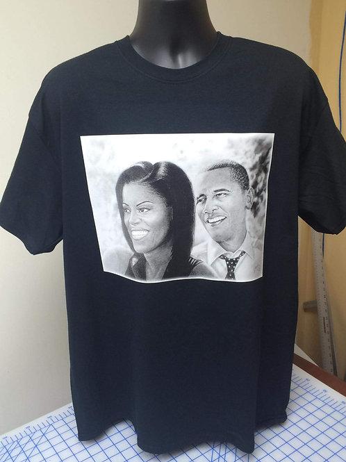 The Obamas Tshirt