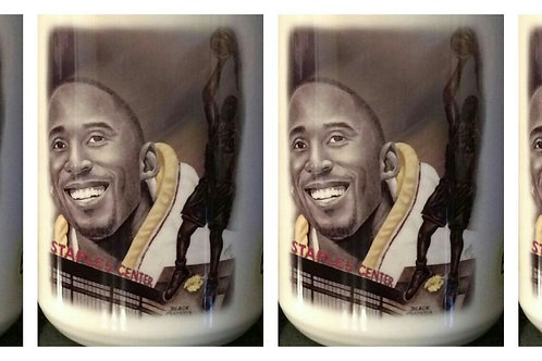 Black Mamba 4 piece mug set