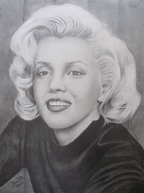 Marilyn Monroe 16x20 limited edition print