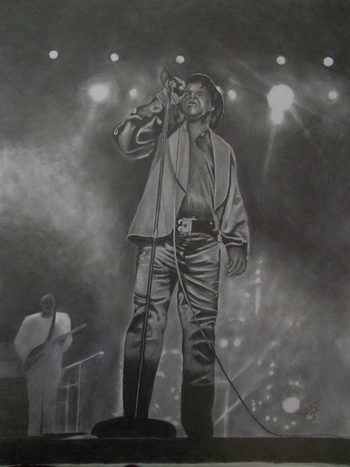 James Brown 20x30 limited edition print