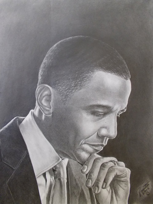 Mr 44th President 20x30 limited edition