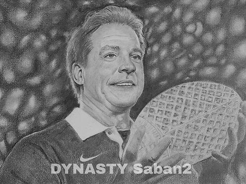 DYNASTY Saban2 16x20 limited edition