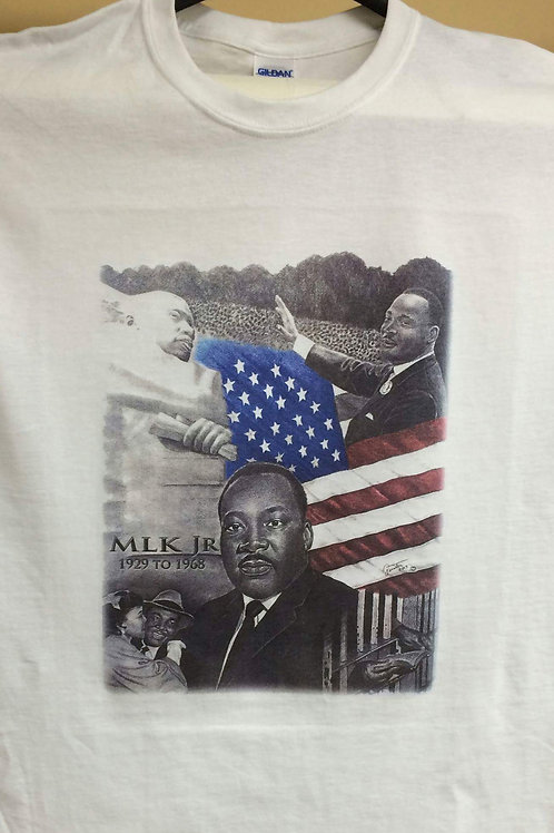 MLK, JR  t-shirt