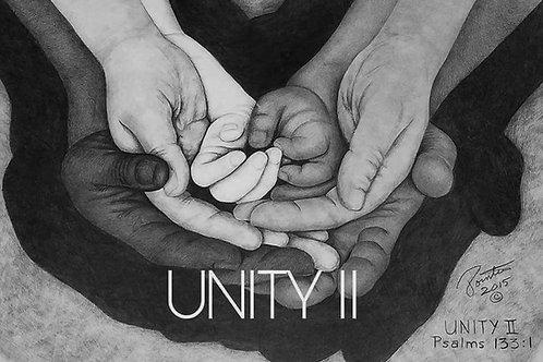 UNITY II 18×24 limited edition  print