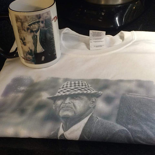 Bear Bryant t-shirt & 15oz mug