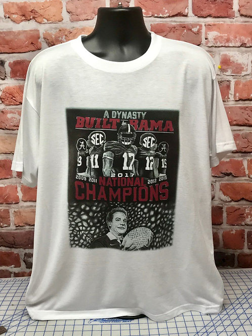 Roll TIDE Champs wearable t-shirt