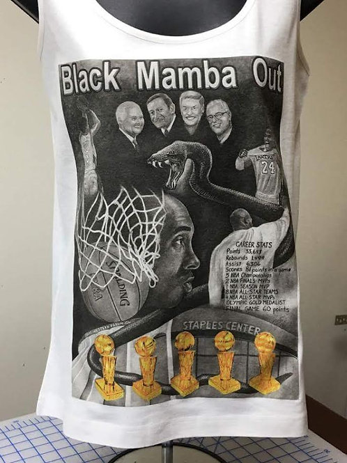 Female Black Mamba T-shirt