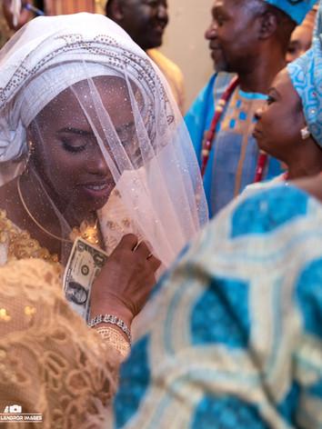Togolese NIgerian Bride
