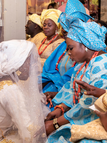 Togolese and Nigerian Traditional Weddin