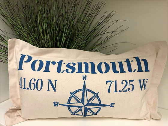 Portsmouth Pillow