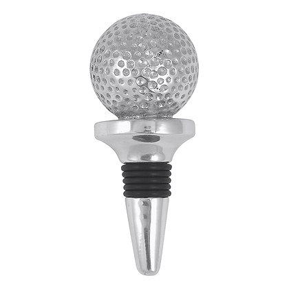 Golf Ball Bottle Stopper
