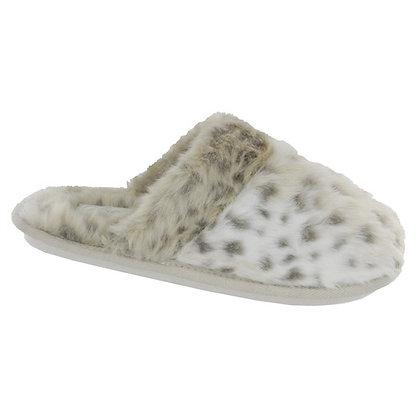 Snow Leopard Minou Mule by Cobian