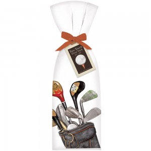 Golf Clubs Towel Set