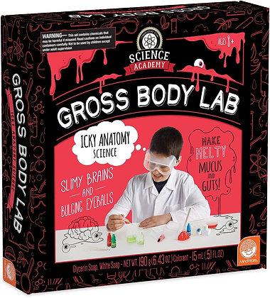 Science Academy Gross Body Lab