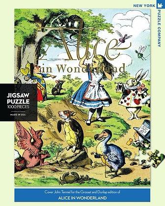 Alice in Wonderland 1000pc Jigsaw Puzzle
