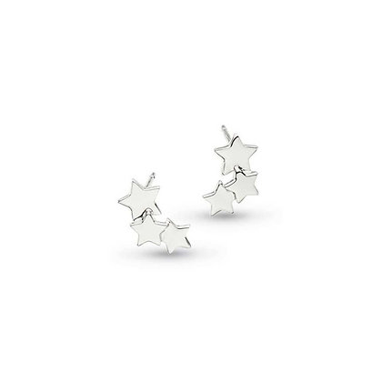 Stargazer Galaxy Stud Earrings