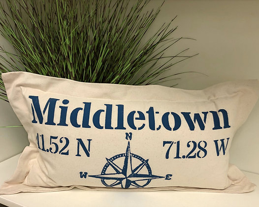 Middletown Pillow