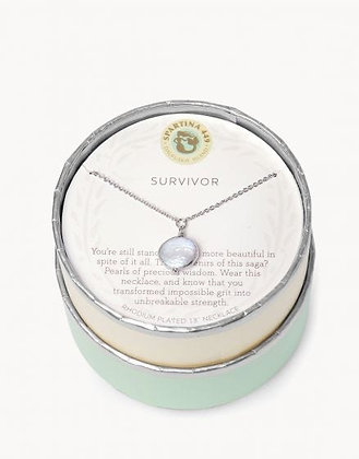 Sea La Vie Survivor Necklace