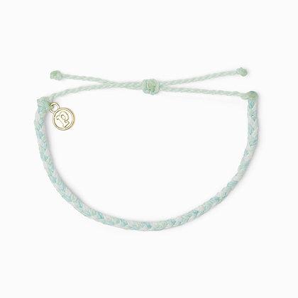 Mini Braided Multi Bracelet Cool Shoreline