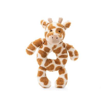 Bashful Giraffe Ring Rattle