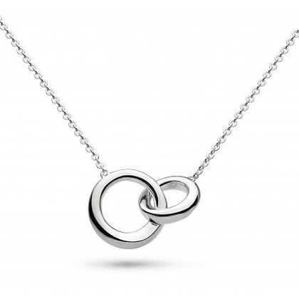 Bevel Cirque Link Necklace
