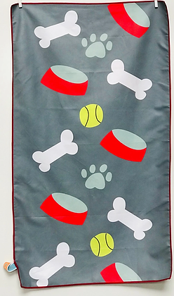 Wipe Your Paws Dog Towel