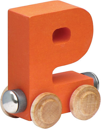 Name Trains Bright Letter P