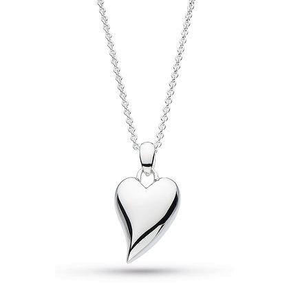 "Desire Heart Necklace 18"""