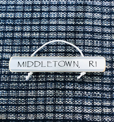 Middletown, RI Sign